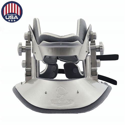 Schubert Chubert Cervical Neck Tractor Traction Device  Orthosis Braces Neck Brace Collar Household Pain Relief