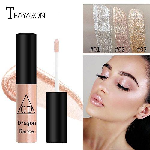High-gloss Lying Silkworm Brightening Liquid, Magic Color Liquid Eyeliner, Brightening Eye Makeup