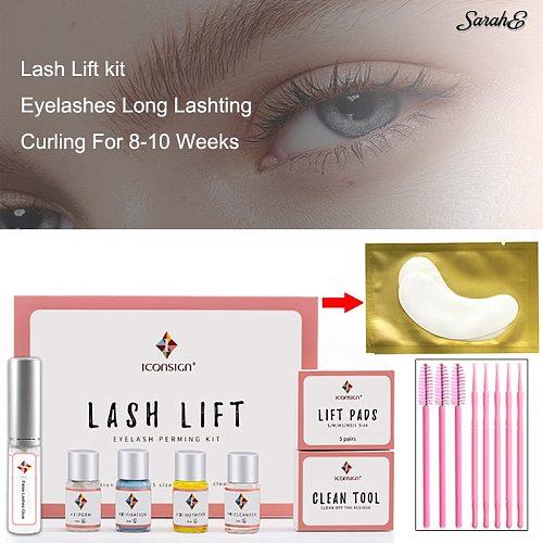 freeshipping Professional lash lift kit eyelash lifting kit for eyelash perm Lash lifting Eyelash growth serum Lash lift tool