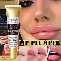 Instant Volumising Lip Plumper Collagen Lip Plumping Gloss Moisturizer Repair Lip Extreme Volume Essence Lips Enhancer Cosmetics