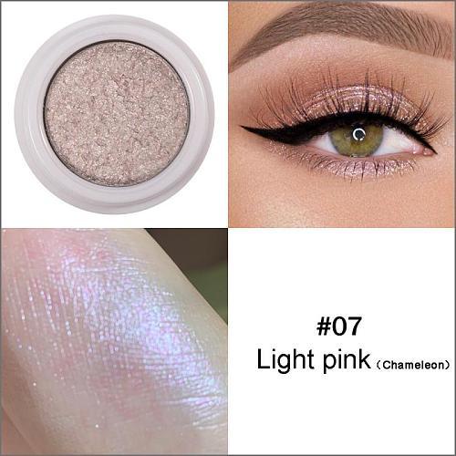 HANDAIYAN Glitter Eyeshadow Pallete Lasting Metallic Pigment Shimmer Diamond Soft Eye Cream Makeup Maquillaje Cosmetic TSLM1