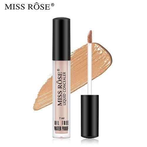 2020 New Professional 8Colors Liquid Concealer Makeup 7ml Eye Dark Circles Cream Face Corrector Waterproof Make Up Base Cosmetic