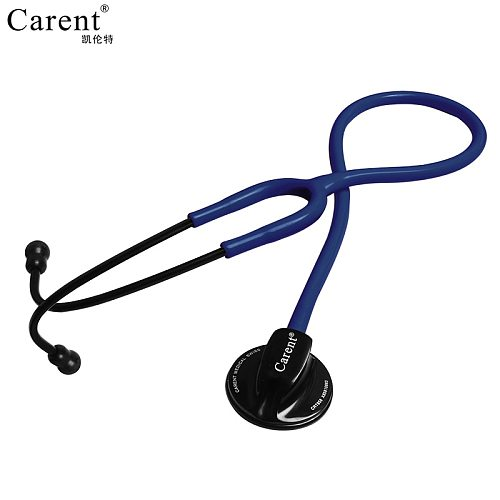 Carent Professional Stethoscope Dual Medical silverback stainless steel Stethoscope for Doctor nurse to listen  Fetal Heart Rate