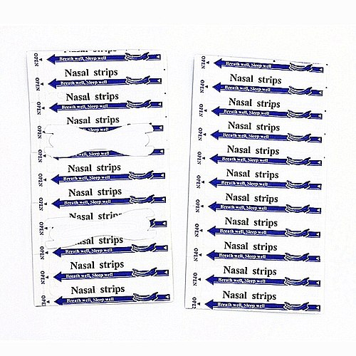 4000pcs/lot 66x19mm Health Products Breathe Better Stop Snoring Nasal Strips to Relieving Nose Congestions