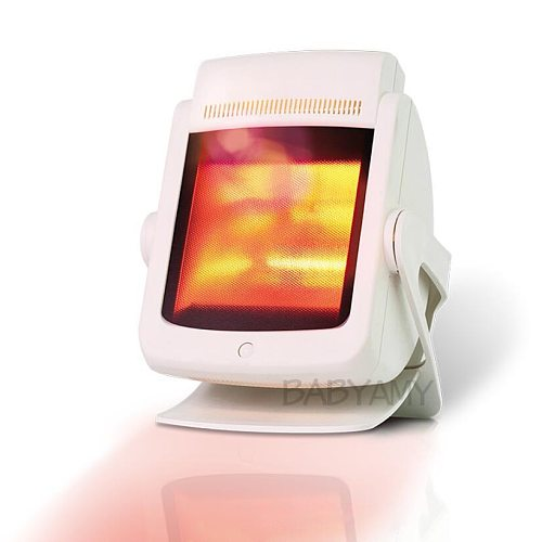 Portable Infrared Light Therapy Heating Lamp Red Light Heat Device Near IR Cold Laser 200W for Muscle Pain & Pain Relief