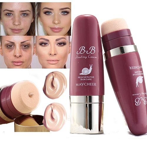 Makeup Foundation Oil-control Base BB Face Liquid Foundation Cream Concealer Matte Face Full Coverage Professional Make Up Cream