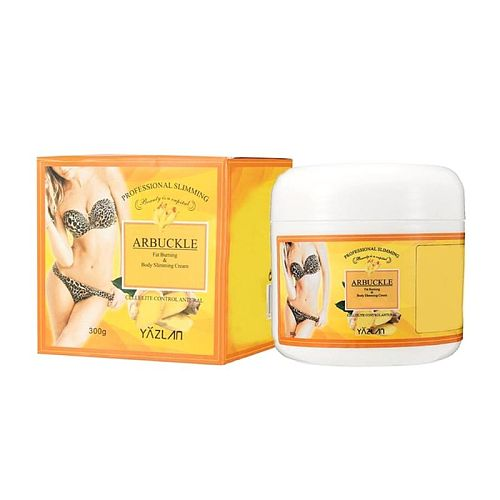 300g Massage Body Toning Slimming Gel Loss Weight Shaping Detox Burning Fat Ginger Cream Muscle Relaxation Therapy