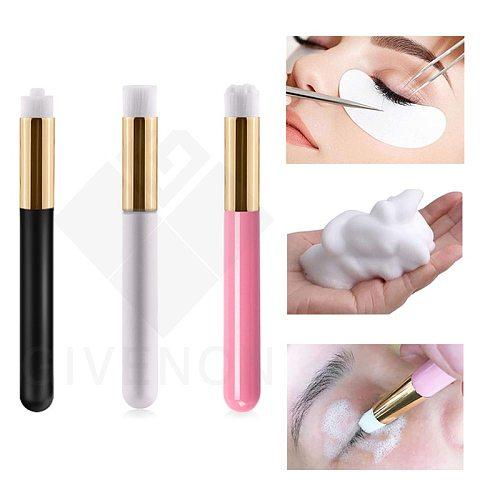 10/20pcs Eyelash Cleaning Brush Nose Brushes Blackhead Clean Lash Shampoo Brushes Lashes Cleanser Eyelashes Extensions Tools