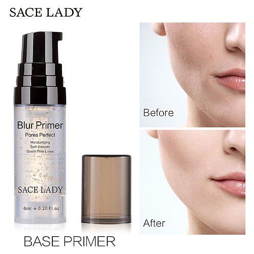 Zero Pore Face Primer Base Makeup Oil Control Foundation Professional Matte Make Up Smooth Invisible Pores Cosmetic Wholesale