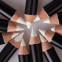 12Pcs/Lot White Eyeliner Pen Make Up Smooth Liner Pencil Eyes Eyebrow Long-lasting Cosmetics Eyeshadow Tool Highlight Waterproof