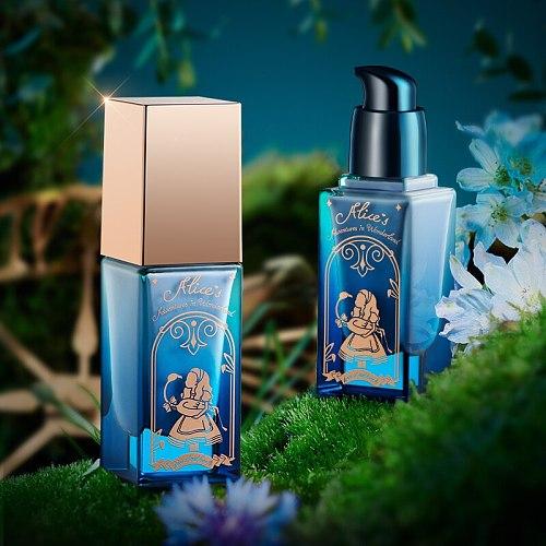 ZEESEA x British Museum Alice in Wonderland Face Makeup Base Foundation Cream