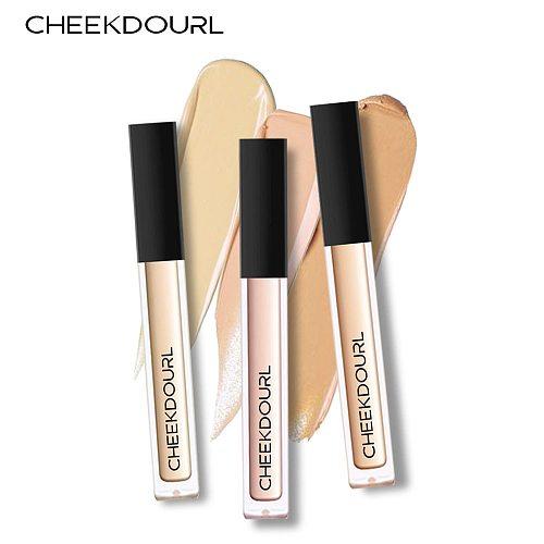 CHEEKDOURL Full Coverage Waterproof Concealer Cover Scars Acne  Liquid Makeup Eye Dark Circle Cream Face Corrector Concea