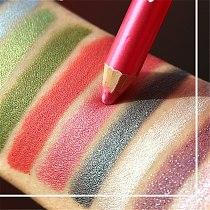 1PC Double Color Glitter Eyeliner Pencil Waterproof Sweatproof Eye Cosmetics Long Lasting Colourful Eyeshadow Pen Makeup Tools