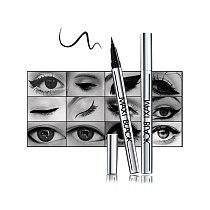1 Pcs New Black Liquid Eyeliner Long-lasting Waterproof Eye Liner Pencil Pen Women Makeup Cosmetic Beauty Tools High Quality