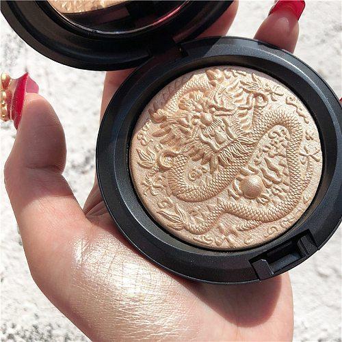 NEW Highlighter Palette Makeup 3DFace Contour Shimmer Powder Illuminator Facial Highlight Cosmetic Brighten Glitter