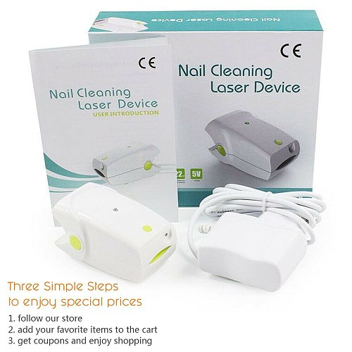 Effective Nail Cleaning Machine 905nm Nail Fungus Laser for Onychomycosis