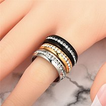 Fashion Slimming Finger Ring Micro Magnetic Weight Loss Finger Ring Fat Burning String Stimulating Acupoints Fitness Health Care