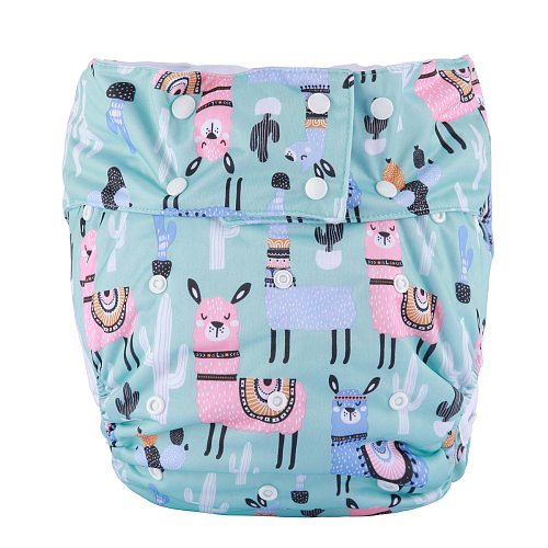 [Sigzagor]1 Teen Adult Cloth Diaper Nappy Pocket Incontinence Waterproof Reusable Leg Gussets Insert ABDL Age Role Play Costume