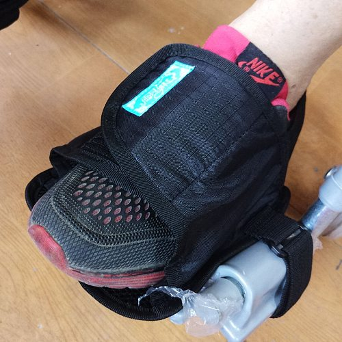 Nonslip Wheelchair Shoes Keep Feet from Sliding off Wheelchair Pedals Foot Rests Men Women for Elderly Patient Handicap Recover