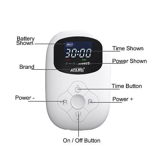 Sleep Aid InsomniaSleep Aid Well Anxiety Depression CES Health Care Intelligent Treatment Sleepless Migraine Instrument
