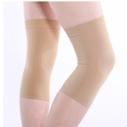 Free shipping Outdoor Keep Warm Knitted Sports Thin Section Kneecap Leggings over the Knee Summer Cold-Proof Warm Kneecap