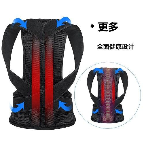 Kyphotone Back Posture Correction Belt Back Posture Correction Belt Suspender Reinforced Orthosis Support Fixing Belt