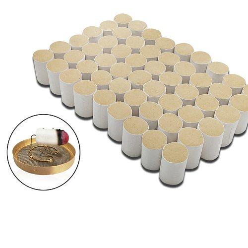 3Pcs Smokeless Moxibustion Package Box Copper Moxa Box Moxibustion Kit Waist Shoulder Back Set(Assorted Color)