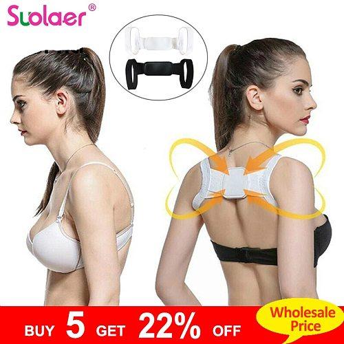 XXL-S Posture Corrector Back Support Shoulder Belt Rectify Straighten Correction Men Women Adult Children HealthCare Dropship