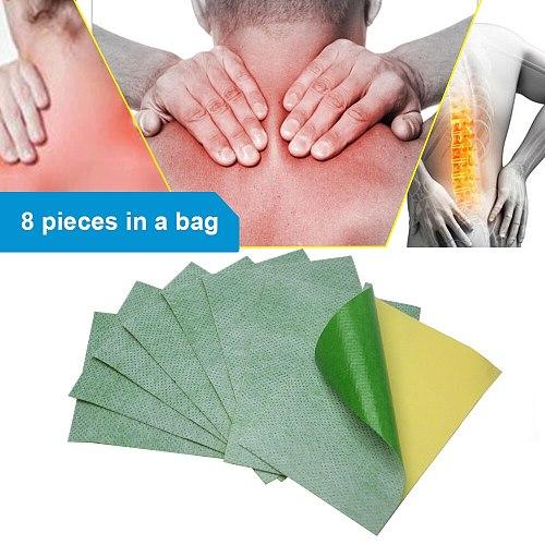 8/24/40Pcs Scorpion Venom Extract Pain Patch Rheumatism Arthritis Joint Pain Shoulder Knee/Neck/Back Orthopedic Medical Plaster