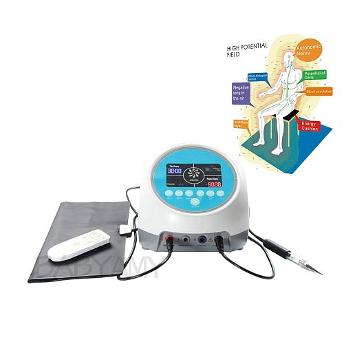 Highly Advanced Electrical Potential Therapy Equipment High Potential Therapy Device for Headache Insomnia Rheumatic Pain