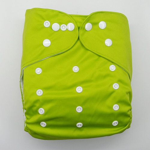 wholesale big size waterproof reusable cloth diaper for 3-8 years children