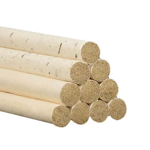 30 Pieces=3 Bags Moxa Rolls 18mmx200mm Five Years Wild Wormwood Moxibustion Stick Burner Traditional Chinese Acupuncture Massage