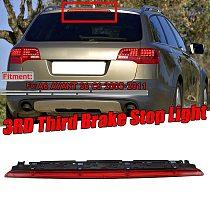 Car High Level LED Third Brake Light Assembly Brake Rear Tail Light For-Au di A6 AVANT S6 C6 2005-2011 4F9945097