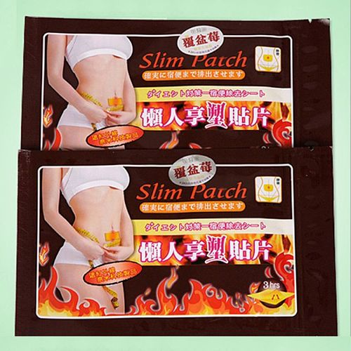 10Pcs Slimming Navel Sticker Paste Lose Weight Patch Burning Fat Health Care New