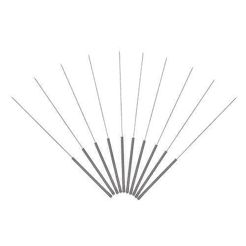 1000pcs/2 Boxes Eacu Acupuncture Needles EACU Disposable Sterile Needle