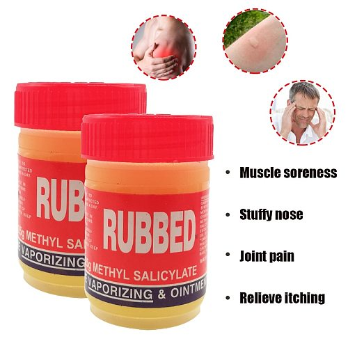 Herbal Medicine Pain Relief Balm Muscle Joint Pain Cervical Massage Rheumatism Neck Back Pain Balm Massage ointment Health Care