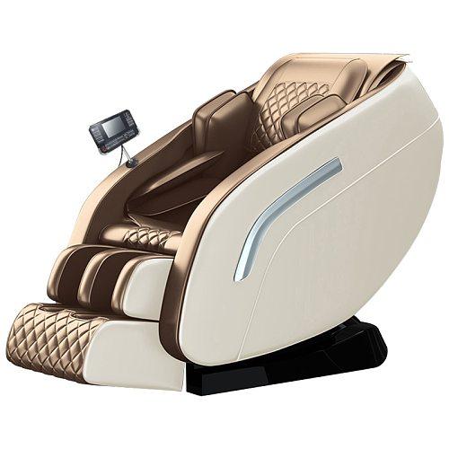 Testing Korea India Japan Latest SL Cheap Electric Full Body Massage Chair 4d Zero Gravity 3d Foot Shiatsu Power Supply Price