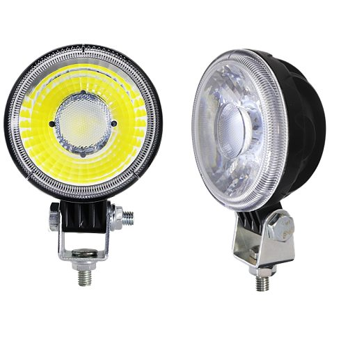 12V-60V Automobile for car LED Lamp  Waist  Super Bright Fog Workcross  Vehicle Light  Auto Motorcycle Truck Lamp