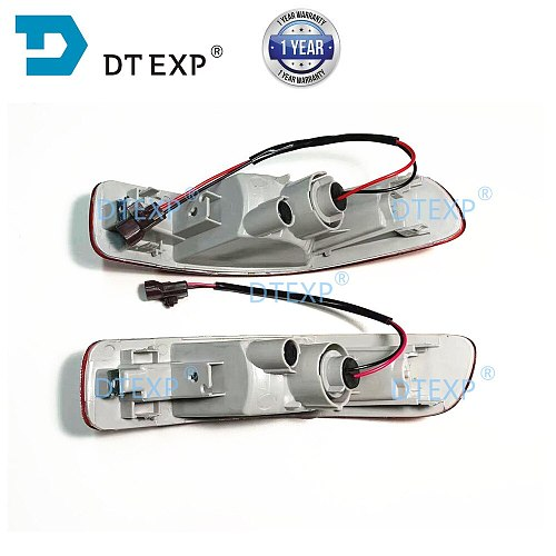 2007-2012 Rear Bumper Lamp for Airtrek Rear Fog Lamp for Outlander Ex Rear TURN Signal Light Warning Lights Marker Lamps