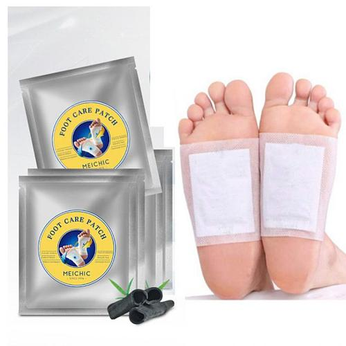 10/2pcs Health Body Detox Pad Foot Patch Remove Moisture and Toxins From the Body Consistent Use Relaxed Unisex Dropshipping