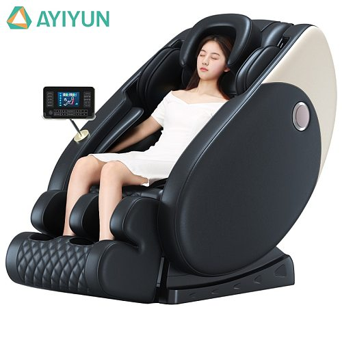 AYIYUN New Design Hot Sales Factory Price Electric Cheap With Zero Gravity Chairs Shiatsu Massager Full Body Massage Chair E6