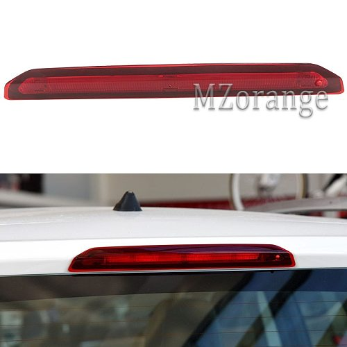 Third Brake light For Ford Escape Kuga 2013 2014 2015 2016 2017 Rear additional High mount stop light lamp red Car Assembly