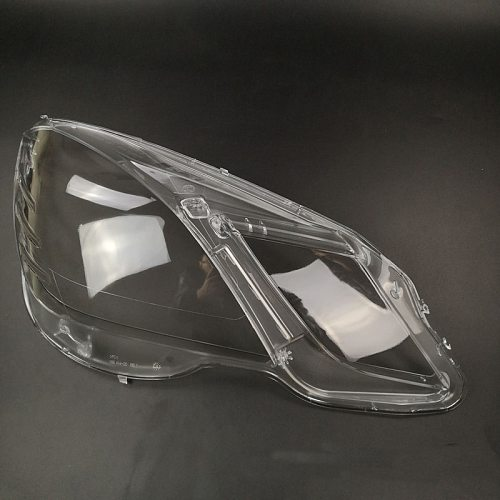 Car Transparent Headlight Glass Lamp E260 E350 E400 E500 E550 Shade Shell Lens Cover For Mercedes-Benz E-Class W212 2010-2013