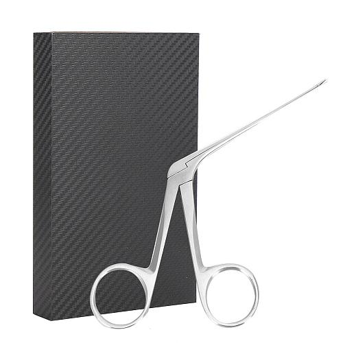 Ear Cleaner Professional Ear Forceps Stainless Steel Ear Cleaning Aural Forceps For Ear Treatment Multifunctional Picking Pliers