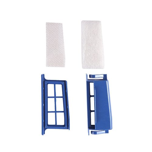 52 PCS Filters Kit for Respironics-Dreamstation Include 6 Reusable Filter Slot+23 Foam Pro-filters +23 Ultra-Fine Filter