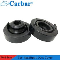 Universal Car LED Headlight Bulb Dust Cover HID Xenon Lamp Rubber Dust Cover Seal Caps 70mm 75mm 80mm 85mm Good Quality Dust Cap