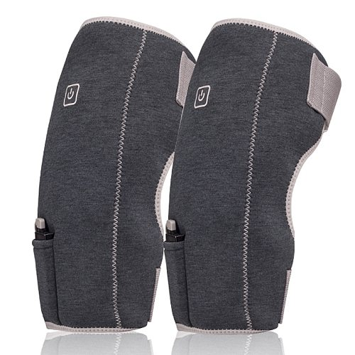 Graphene warm leg warmers, moxibustion, hot compress, heating protector, electric heating knee pads, vibration massage joints
