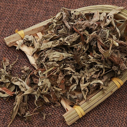 Cofoe 500g Dried Wormwood Leaves Fresh Foot Bath Dehumidification Household Bath Wormwood Mugwort Foot Bath Powder