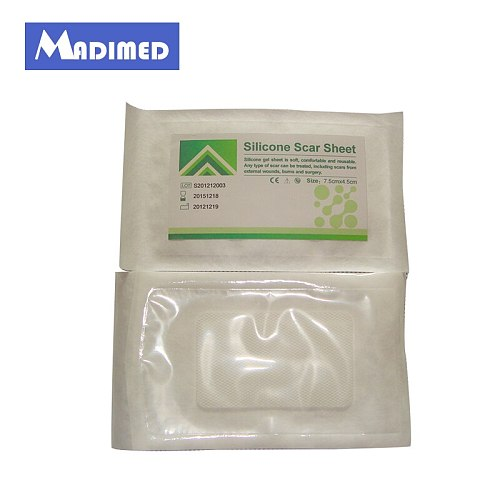 Survival Silicone Gel Scar Patch Scar Away Surgery Removal Scar Sheet Therapy Patch Acne Burn Scar Skin Repair Medical Tape