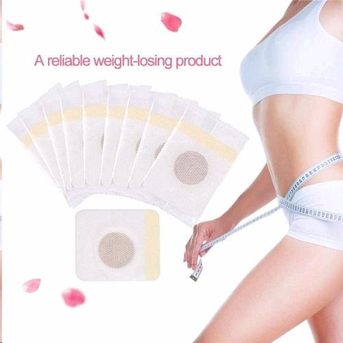 30pcs Slim Patch Navel Sticker Slimming Fat Burning Effectively Slims Up Reduces and Block the Absorption of Grease Sugar Unisex